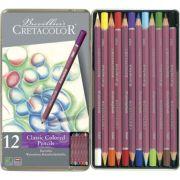 Estojo 12 cores Lápis Karmina 270 12 - Cretacolor
