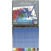 Estojo 24 cores Lápis Aquarela Marino 240 24 - Cretacolor