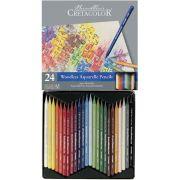 Estojo 24 cores Lápis Integral Aquarela 250 24 - Cretacolor