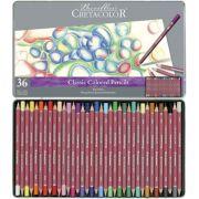 Estojo 36 cores Lápis Karmina 270 36 - Cretacolor