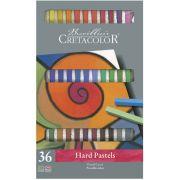 Estojo 36 cores pastel carre 480 36 - Cretacolor