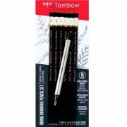 Kit lápis para Desenho c/7 peças Mod.61002 - Tombow