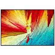 Quadro decorativo Abstrato em canvas - AGAB002