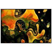 Quadro decorativo Abstrato em canvas - AGAB006