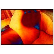 Quadro decorativo Abstrato em canvas - AGAB011