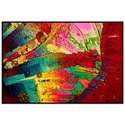Quadro decorativo Abstrato em canvas - AGAB012