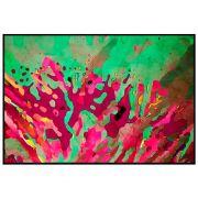 Quadro decorativo Abstrato em canvas - AGAB023