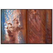 Quadro decorativo Abstrato em canvas - AGAB037