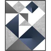 Quadro decorativo Abstrato em canvas - AGAB070