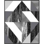 Quadro decorativo Abstrato em canvas - AGAB073