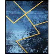 Quadro decorativo Abstrato em canvas - AGAB075