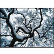Quadro decorativo Árvores em canvas - AGAR001