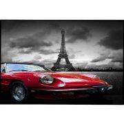 Quadro decorativo Carros em canvas - AGCR004