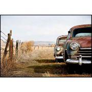 Quadro decorativo Carros em canvas - AGCR009