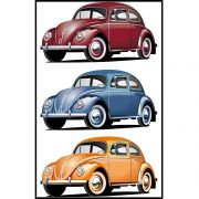 Quadro decorativo Carros em canvas - AGCR012