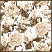 Quadro decorativo Flores em canvas - AGFL052