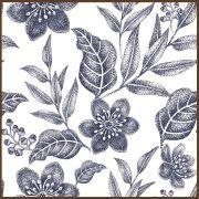 Quadro decorativo Flores em canvas - AGFL071