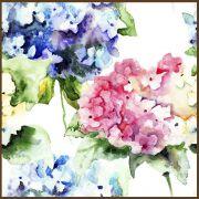 Quadro decorativo Flores em canvas - AGFL081