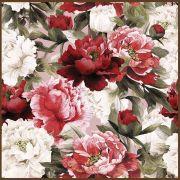 Quadro decorativo Flores em canvas - AGFL097