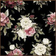 Quadro decorativo Flores em canvas - AGFL098