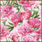 Quadro decorativo Flores em canvas - AGFL104