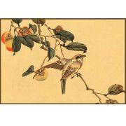 Quadro decorativo pássaro em canvas - AGPS012