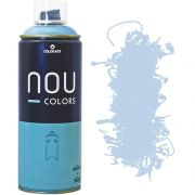 Tinta Spray Nou Colors 400ml Azul anjo 70256