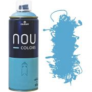 Tinta Spray Nou Colors 400ml Azul claro 70022