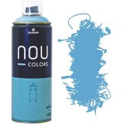 Tinta Spray Nou Colors 400ml Azul lost 70026