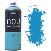 Tinta Spray Nou Colors 400ml Azul retro 70025
