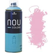 Tinta Spray Nou Colors 400ml Rosa paixao 70013