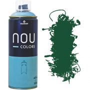 Tinta Spray Nou Colors 400ml Verde campo 70031