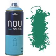 Tinta Spray Nou Colors 400ml Verde menta 70032