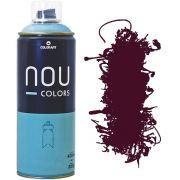 Tinta Spray Nou Colors 400ml Vermelho café 70012