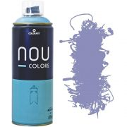 Tinta Spray Nou Colors 400ml Violeta 70017