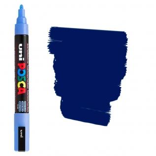 Caneta Marcador Posca PC-5M Azul