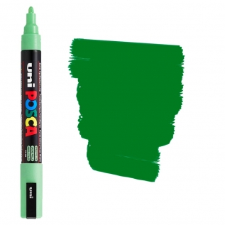 Caneta Marcador Posca PC-5M Verde
