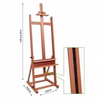 Cavalete para pintura Mod.12221 Trident