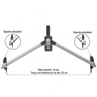 Compasso Técnico Mod.9010 - Trident