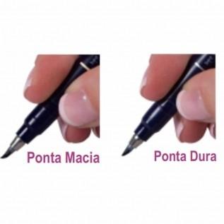 Kit Caneta Pincel c/2 peças Mod.62038 - Tombow