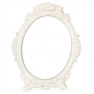 Moldura Oval em Resina - IV375