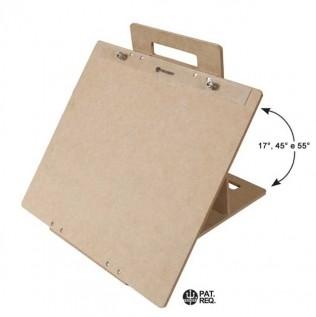 Prancheta portátil A4 Articulada 4820-A4N - Trident