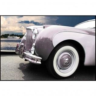 Quadro decorativo Carros em canvas - AGCR007