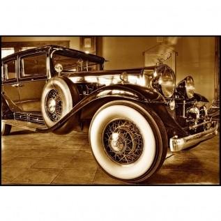 Quadro decorativo Carros em canvas - AGCR008