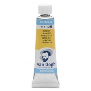 Tinta Aquarela Em Bisnaga Camboge 238 Van Gogh - Royal Talens 10ml