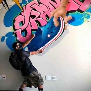Tinta Spray Azul Lolita 400ml G1 - Paris68