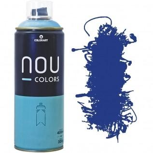 Tinta Spray Nou Colors 400ml Violeta azulado 70018