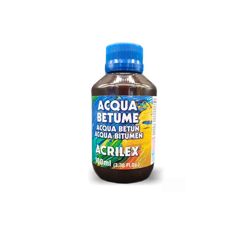 Acqua Betume 100ml - Acrilex