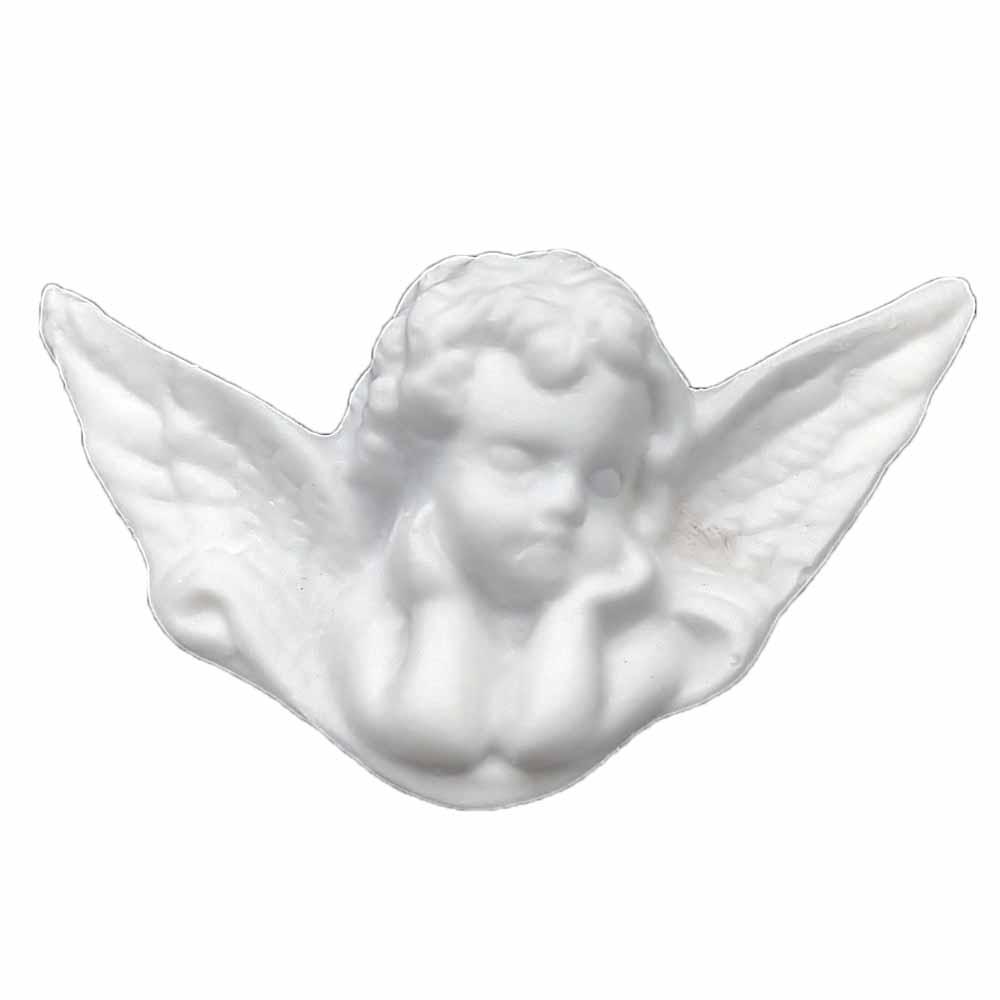 Aplique Anjo com asas em Resina - IV316