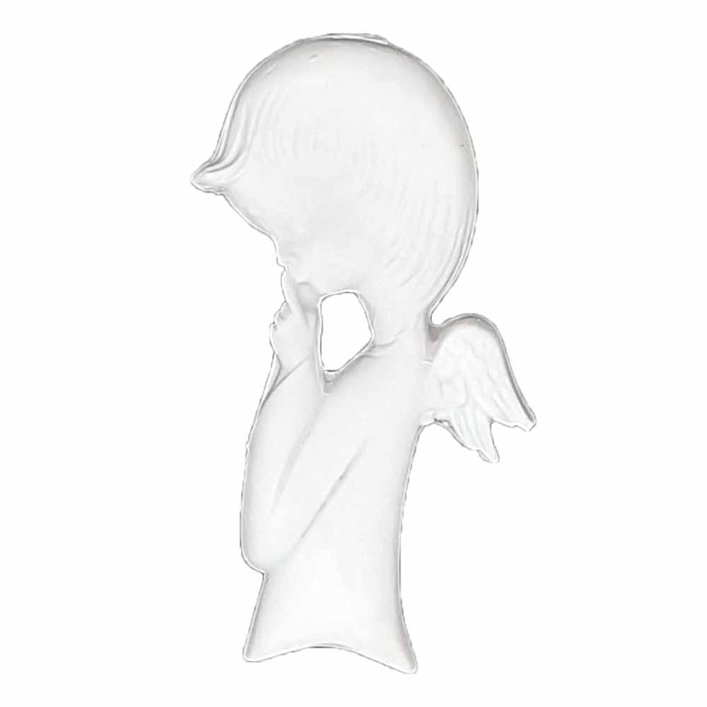 Aplique Anjo da Guarda em Resina - IV190